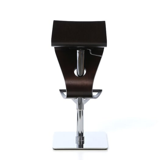 LumiSource Viva Adjustable Height Swivel Bar Stool
