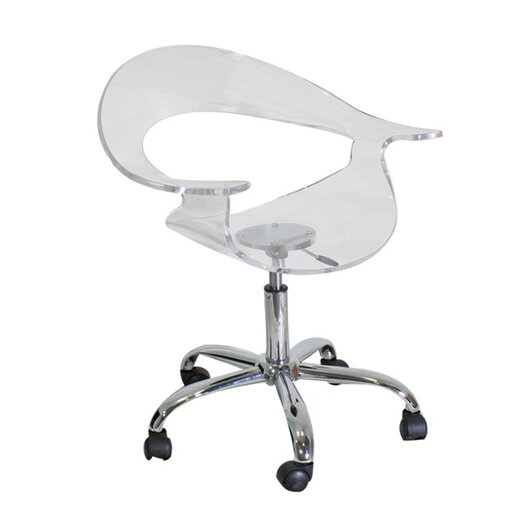 LumiSource Low-Back Office Chair