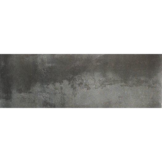 "Daltile Metal Fusion 8"" x 24"" Field Tile in Zinc Oxide"