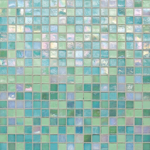 "Daltile City Lights 1/2"" x 1/2"" Mosaic Blend Field Tile in St. Thomas"