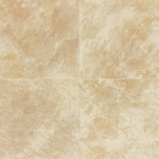 "Daltile Continental Slate 12"" x 12"" Field Tile in Persian Gold"