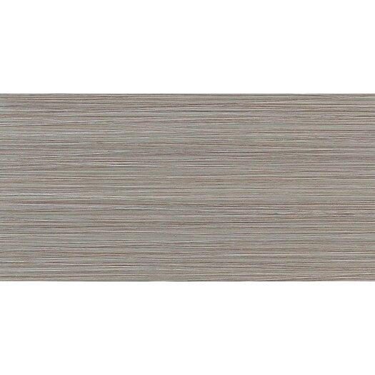 """Daltile Fabrique 12"""" x 24"""" Polished Field Tile in Gris Linen"""