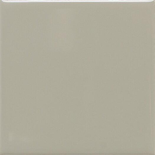 "Daltile Modern Dimensions 12-3/4"" x 4-1/4"" Plain Ceramic Field Tile in Architectural Gray"