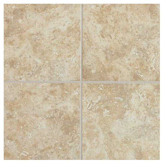 "Daltile Heathland 18"" x 18"" Unpolished Floor Tile in Raffia"