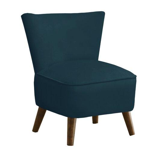 Skyline Furniture Mystere Mid Century Chair