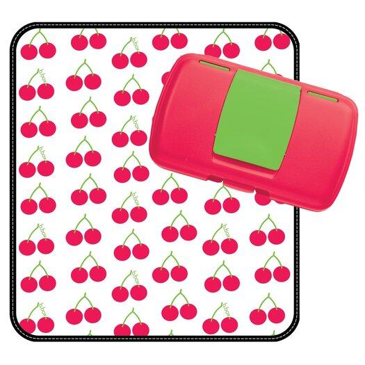 Cherry Delight Diaper Wallet