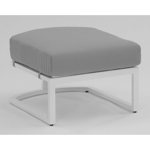Koverton Eclipse Ottoman with Cushion