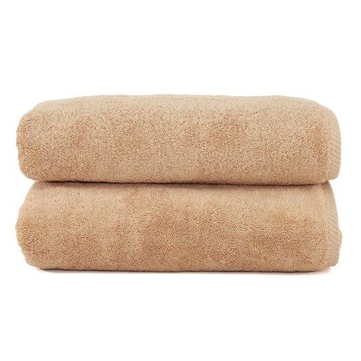 Linum Home Textiles Luxury Hotel & Spa 100% Turkish Cotton Soft Twist Bath Towel