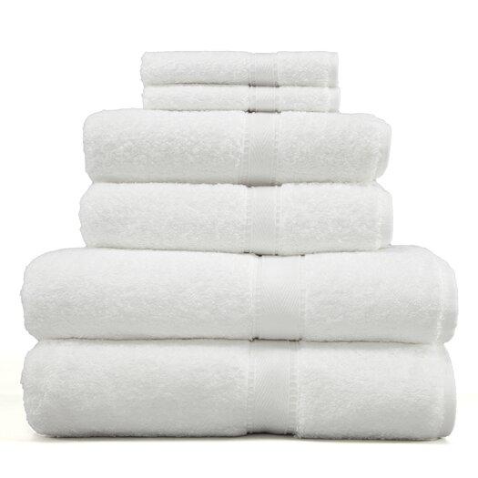 Linum Home Textiles 100% Turkish Cotton 6 Piece Towel Set