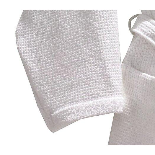 Linum Home Textiles 100% Turkish Cotton Unisex Waffle Weave Terry Bathrobe