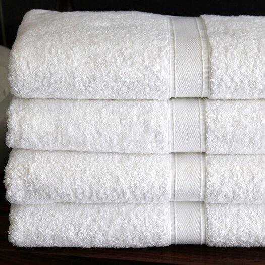 Linum Home Textiles Luxury Hotel & Spa 100% Turkish Cotton Bath Towel