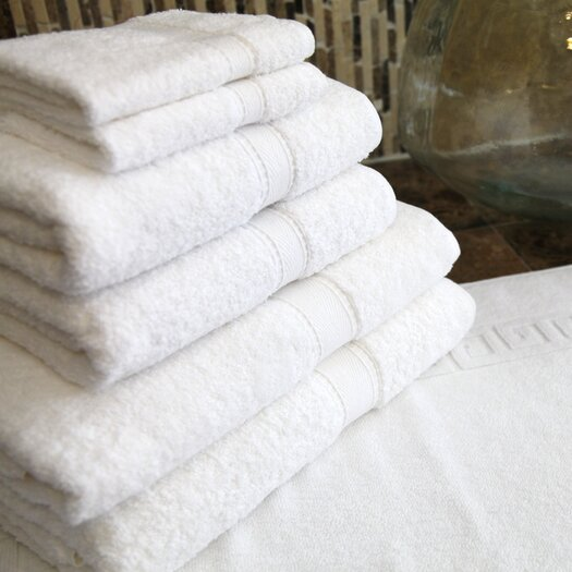 Linum Home Textiles 100% Turkish Cotton 7 Piece Towel Set