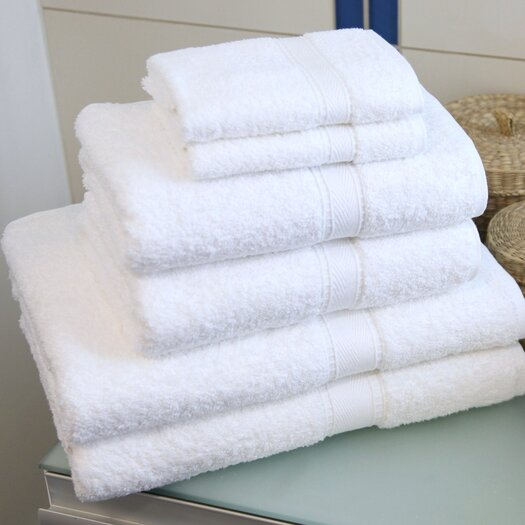 Linum Home Textiles 100% Turkish Cotton 6 Piece Towel Set