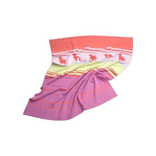 Weegoamigo Five Little Ducks Blanket
