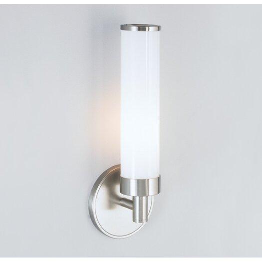 ILEX Lighting Essence 1 Light Round Single Wall Sconce