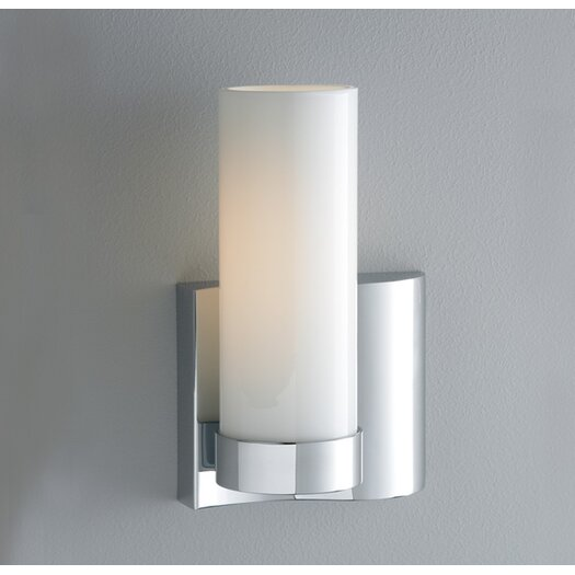 ILEX Lighting Wave 1 Light Single Wall Sconce Right