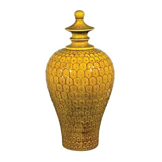Sterling Industries Medium Lidded Decorative Urn