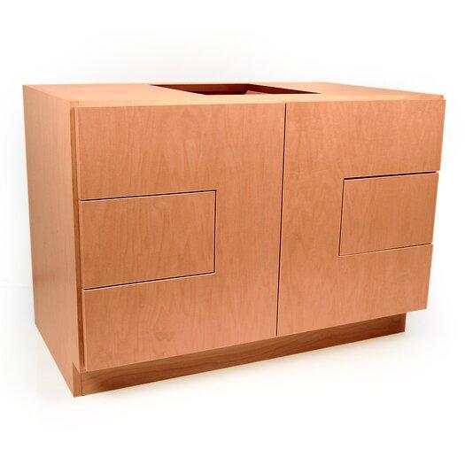 "D'Vontz MDV Modular Cabinetry 36"" Bathroom Vanity Base"
