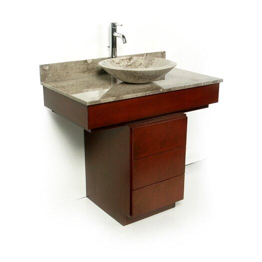 D'Vontz MDV Modular Cabinetry 3 Drawer Base Cabinet