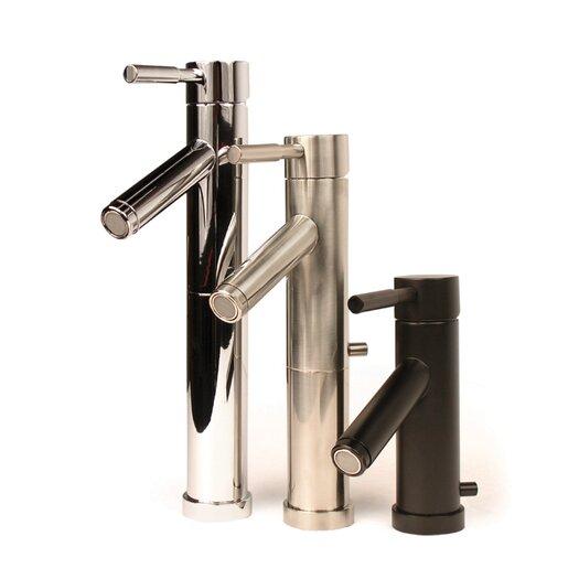 D'Vontz Brass Plumbing Single Hole Echo Faucet with Single Lever Handle