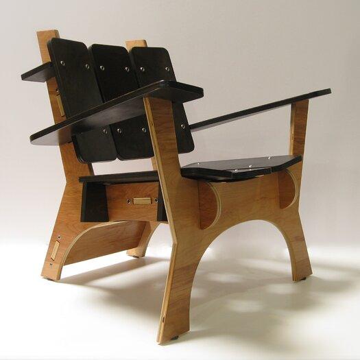 Shiner International Prairie Arm Chair