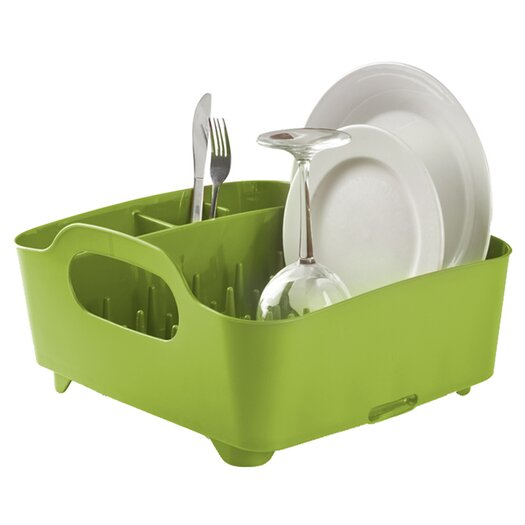 Umbra Tub Dish Drying Rack
