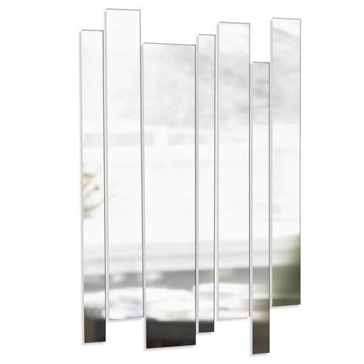 Umbra 7 Piece Strip Mirrored Wall Décor