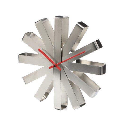 "Umbra 12"" Ribbon Wall Clock"