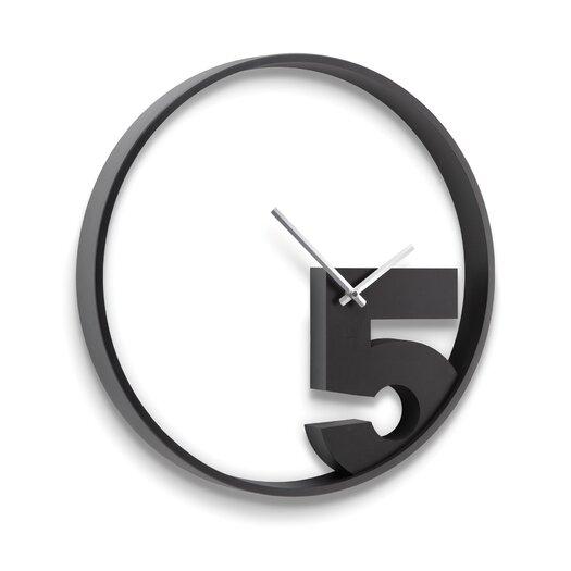Umbra Take 5 Wall Clock