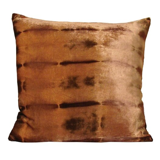 Kevin O'Brien Studio Rorschach Velvet Decorative Pillow