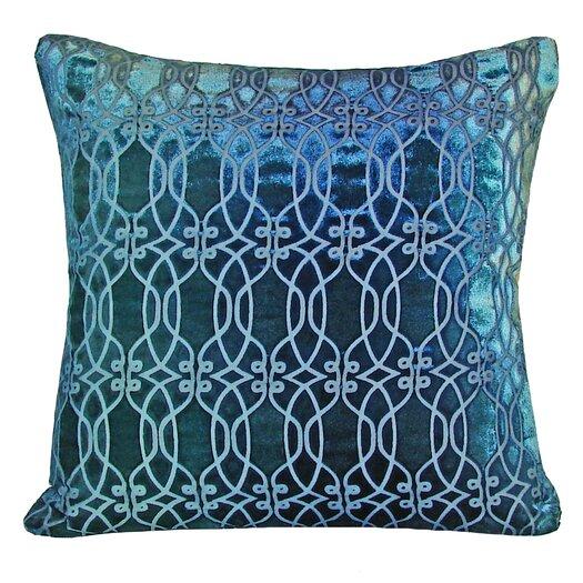 Kevin O'Brien Studio Links Velvet Pillow