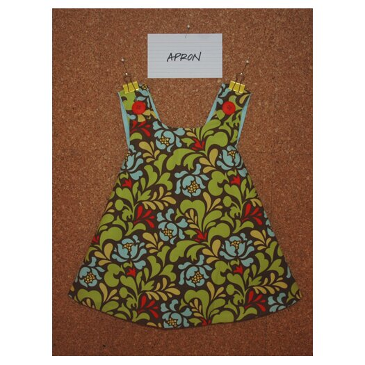 Jasper Hearts Wren Apron Dress in Sway