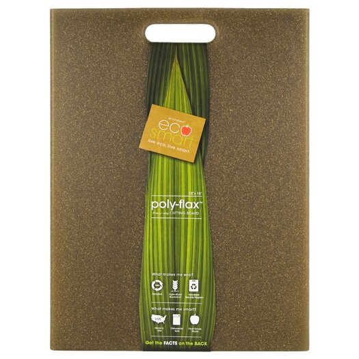 Architec Red EcoSmart Poly Flax™ Cutting Board