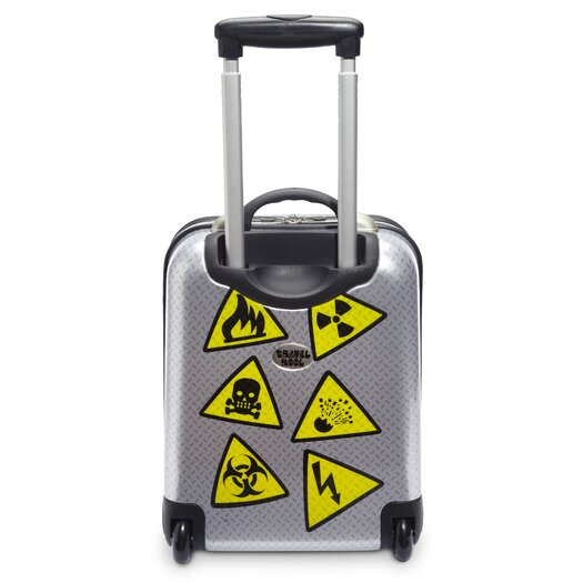 TrendyKid Travel Kool Danger Kids Suitcase