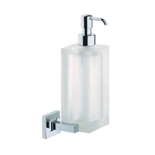 Artos Diora Wall-mount Vetrilite Soap Dispenser