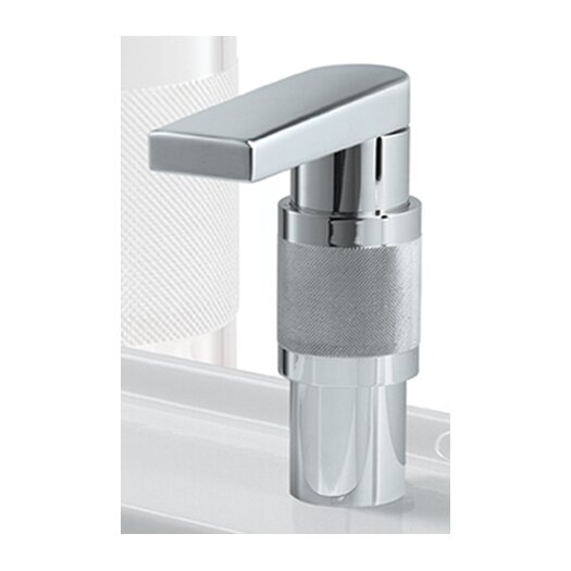 Whitehaus Collection Gesto Single Hole Bathroom Faucet Less Handles