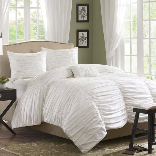 Madison Park Delancey 4 Piece Comforter Set