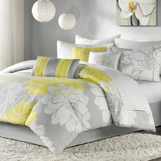 Madison Park Lola 7 Piece Comforter Set II