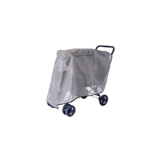 Sasha's Kiddie Products Generic Tandem Stroller Sun, Wind and Insect Cover