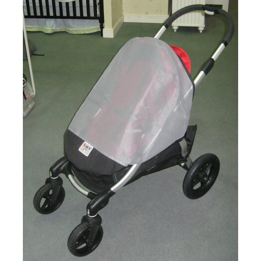 Sasha's Kiddie Products Britax B-Ready Single Stroller Sun, Wind and Insect Cover