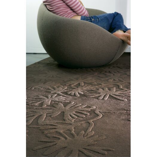 Asia Brown Area Rug