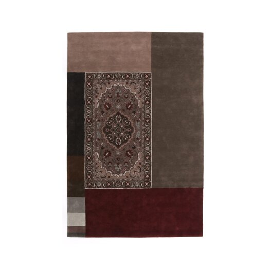 Nanimarquina Extended Brown Area Rug