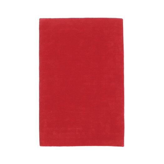 Nanimarquina Flying Carpet Red Area Rug