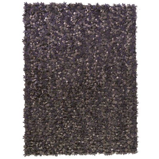 Nanimarquina Little Field Of Flowers Purples Rug