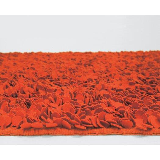 Nanimarquina Roses Orange Area Rug