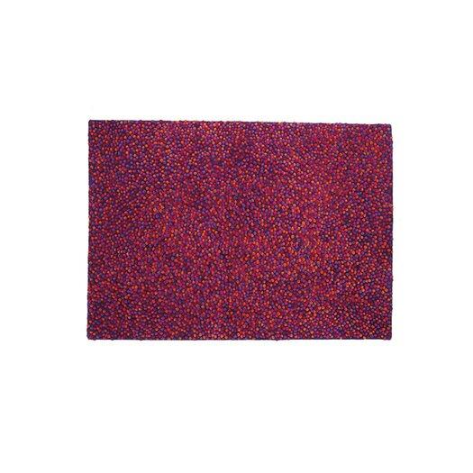 Nanimarquina Topissimo Red Area Rug