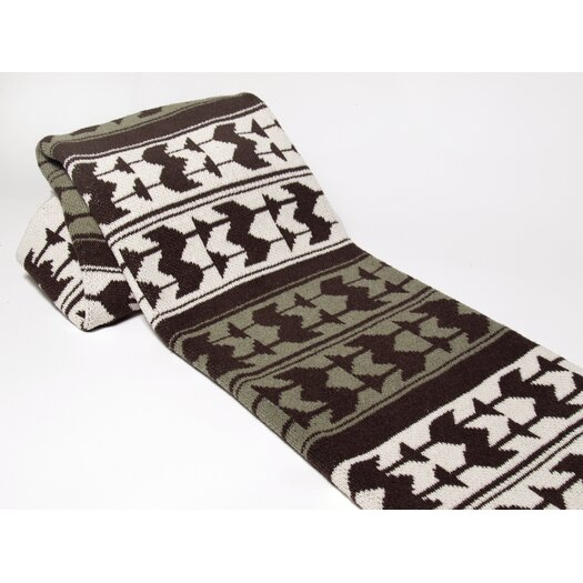 In2Green Eco Navajo Throw Blanket