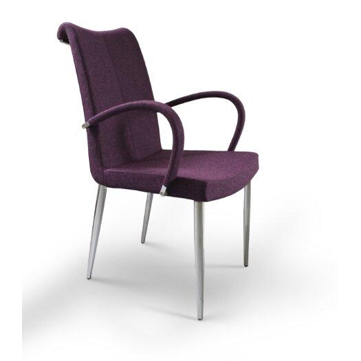 sohoConcept Tulip Fabric Arm Chair