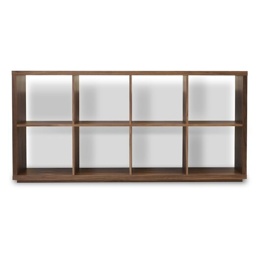 "sohoConcept Malta 34.5"" Bookcase"