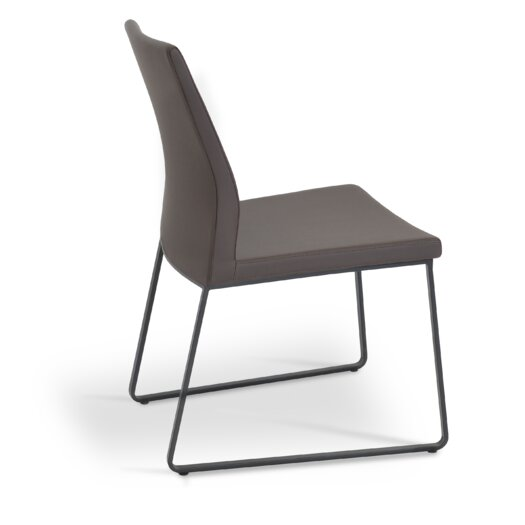 Sandra Side Chair Pasha Slide Side Chair